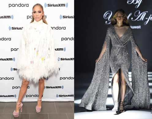 Jennifer Lopez to wear Yousef Al Jasmi Fall 2019 Couture