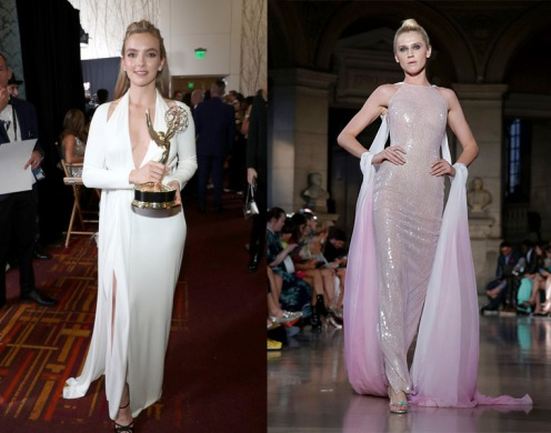 Jodie Comer to wear Rami Kadi Fall 2019 Couture