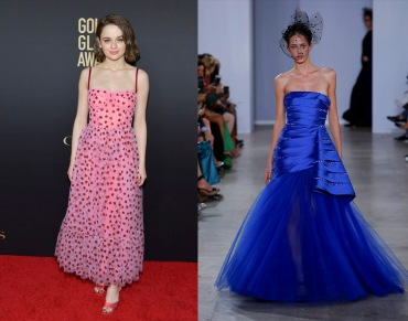 Joey King to wear Georges Chakra Fall 2019 Couture