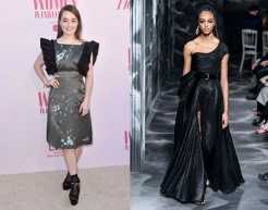 Kaitlyn Dever to wear Christian Dior Fall 2019 Couture