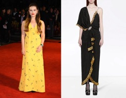 Katherine Langford to wear Gucci