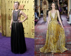 Kristen Bell to wear Zuhair Murad Fall 2019 Couture