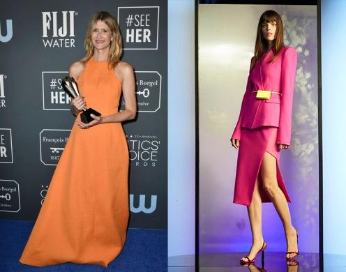 Laura Dern to wear Altuzzara Pre-Fall 2020