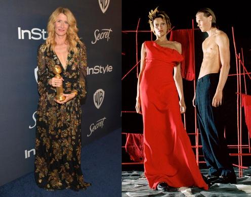 Laura Dern to wear Vivienne Westwood Spring 2020 RTW