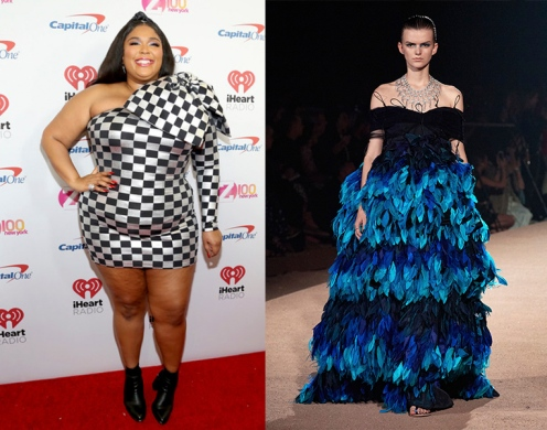Lizzo to wear Mary Katrantzou Spring 2020 RTW