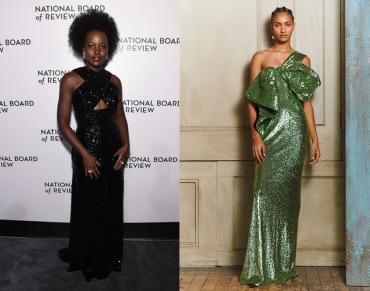 Lupita Nyong'o to wear Oscar de la Renta Pre-Fall 2020