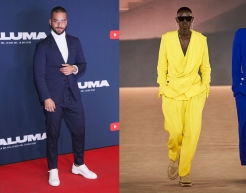 Maluma to wear Balmain Fall 2020 Menswear