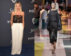 Margot Robbie to wear Prada Spring 2020 RTW