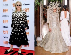Meryl Streep to wear Valentino Fall 2019 Couture
