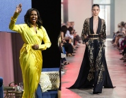 Michelle Obama to wear Elie Saab Fall 2019 Couture