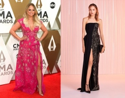 Miranda Lambert to wear Tony Ward Spring 2020 RTW