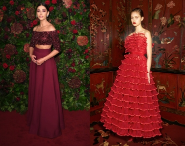 Naomi Scott to wear Giambattista Valli Pre-Fall 2020