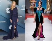 Nicole Kidman to wear Moschino Spring 2020 RTW