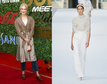 Nicole Kidman to wear Ralph & Russo Fall 2019 Couture