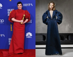 Olivia Colman to wear Fendi Pre-Fall 2020
