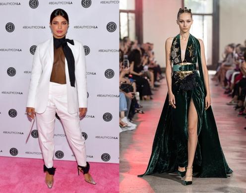 Priyanka Chopra to wear Elie Saab Fall 2019 Couture