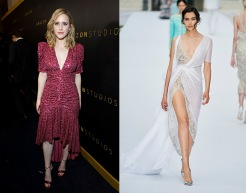 Rachel Brosnahan to wear Ralph & Russo Fall 2019 Couture