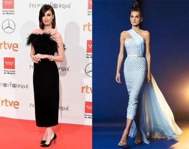 Paz Vega tow wear Rami Kadi Spring 2020 Couture
