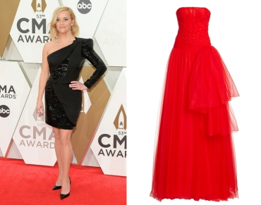 Reese Witherspoon to wear Carolina Herrera Pre-Fall 2020