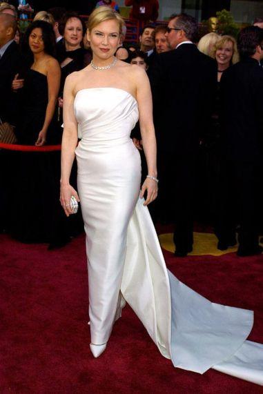Renee Zellweger to rewear Carolina Herrera first worn to the 2004 Academy Awards