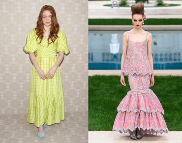 Sadie Sink to wear Chanel Spring 2019 Couture