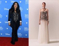 Salma Hayek to wear Alexander McQueen Resort 2020