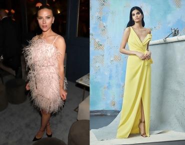 Scarlett Johansson to wear Cushnie Pre-Fall 2020