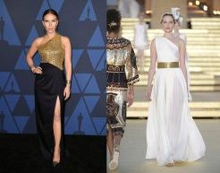 Scarlett Johansson to wear Dolce & Gabbana Alta Moda Fall 2019