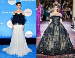 Sofia Carson to wear Zuhair Murad Fall 2019 Couture