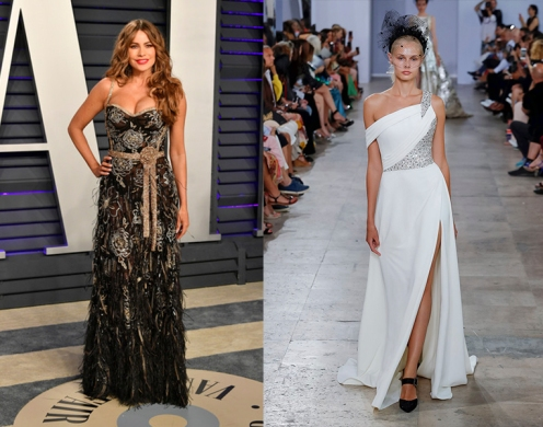 Sofia Vergara to wear Georges Chakra Fall 2019 Couture