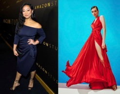 Stephanie Hsu to wear Ester Abner Spring 2020 RTW