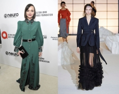 Christina Ricci to wear ADEAM Fall 2020 RTW