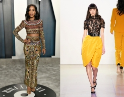 Kerry Washington to wear Ailette Fall 2020 RTW