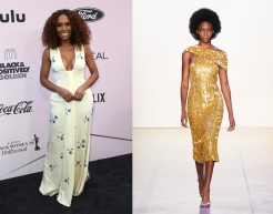 Janet Mock to wear Ailette Fall 2020 RTW