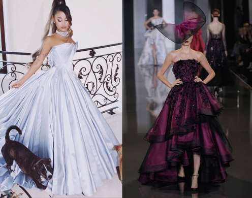 Ariana Grande to wear Ralph & Russo Fall 2014 Couture