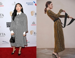 Awkwafina to wear Galvan Pre-Fall 2020