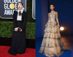 Awkwafina to wear Rami Kadi Spring 2020 Couture