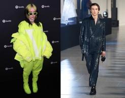 Billie Eilish to wear Valentino Fall 2020 Menswear