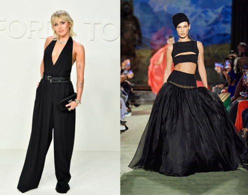 Miley Cyrus to wear Brandon Maxwell Fall 2020 RTW