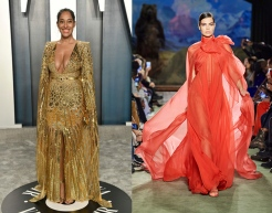 Tracee Ellis Ross to wear Brandon Maxwell Fall 2020 RTW
