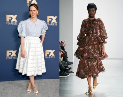 Sarah Paulson to wear Brock Collection Fall 2020 RTW