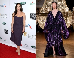 Catherine Zeta Jones to wear Halpern Spring 2020 RTW