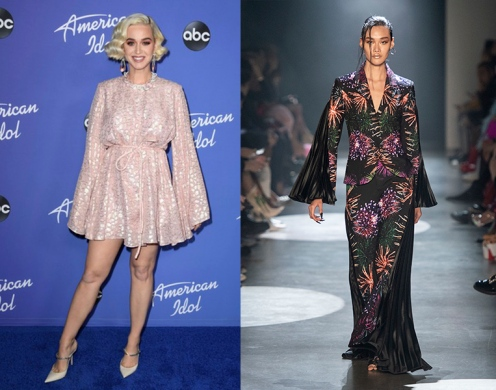 Katy Perry to wear Christian Cowan Fall 2020 RTW