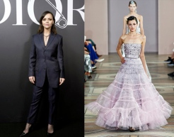 Christina Ricci to wear Armani Prive Fall 2019 Couture