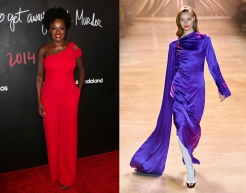 Viola Davis to wear Christopher John Rogers Fall 2020 RTW