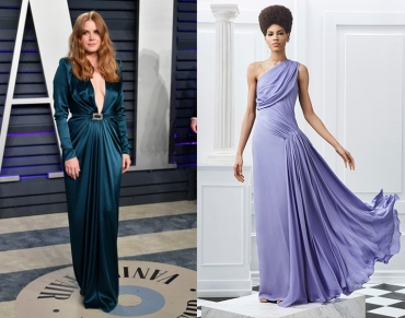 Amy Adams to wear Cushnie Fall 2020 RTW