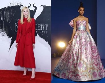 Elle Fanning to wear Rami Kadi Spring 2020 Couture