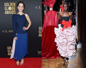 Emilia Clarke to wear Valentino Spring 2020 Couture