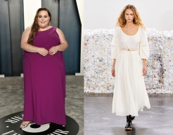 Chrissy Metz to wear Gabriela Hearst Fall 2020 RTW
