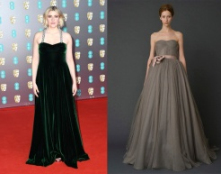 Greta Gerwig to wear Vera Wang